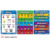 "14"" x 21"" High quality customized giant laminated educational posters for children"