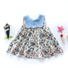 New Style Nice Quality Kids Clothes Casual Children Girl Dress