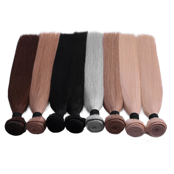 Top Sale Blonde Human Hair Extensions Virgin Cuticle Aligned Remy Peruvian Hair Color 613 Hair Bundles