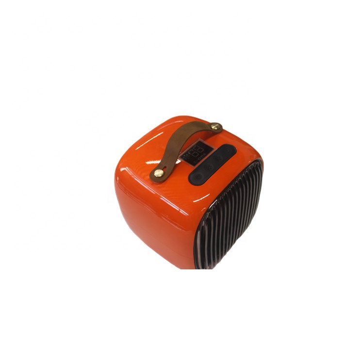 2019 new products colourful 220v mini portable room heaters