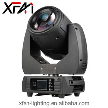 ใหม่ MINI sharpy Beam 230W 7R Moving Head STAGE LIGHT