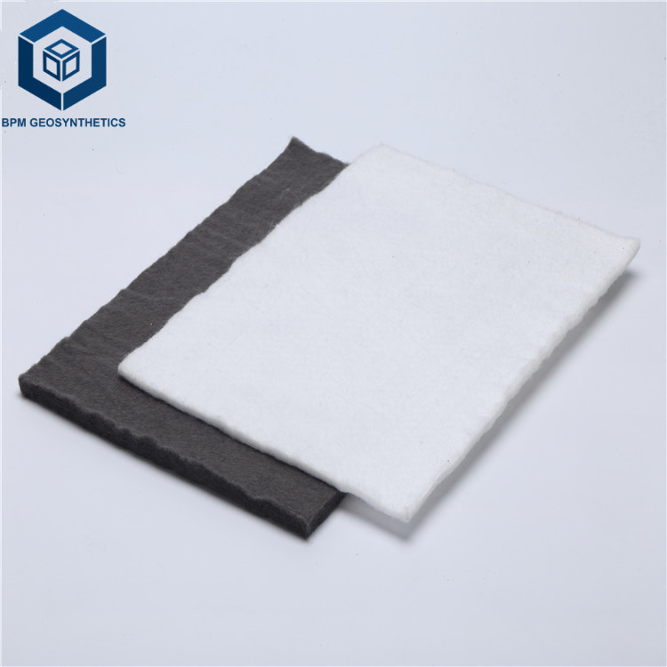 white <strong>geotextile</strong> polyester spunbond <strong>nonwoven</strong> <strong>fabric</strong>