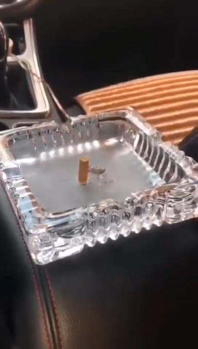 10 PIÈCES désenfumage sable enlever la fumée odeur intérieure fumée extincteur artefact cendrier l'air pur