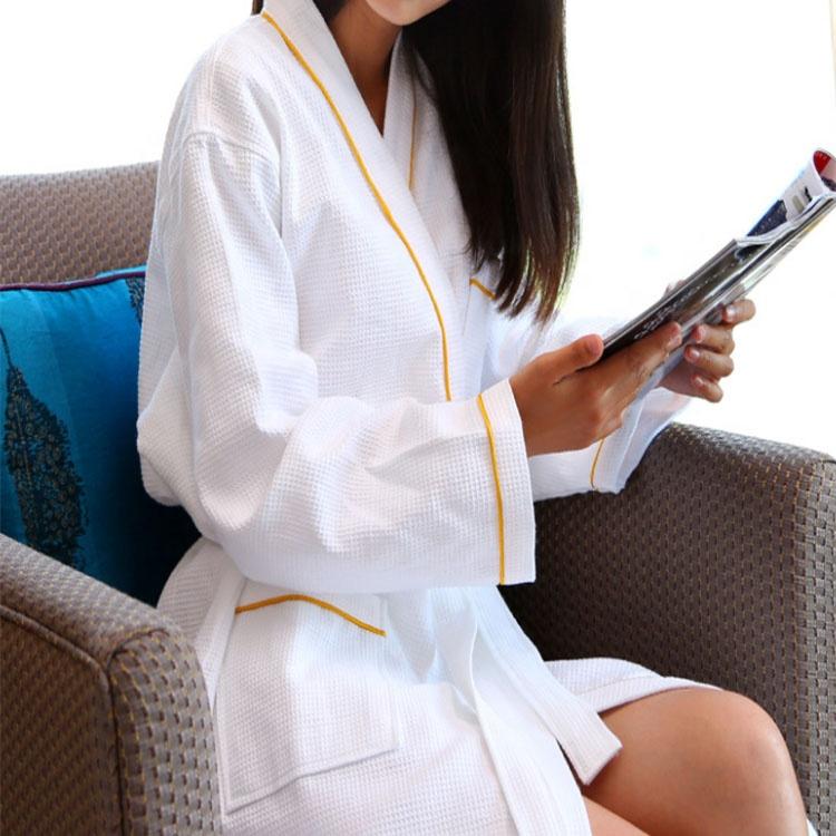 Spa Fabriek hotel luxe groothandel badjas katoen voor volwassenen