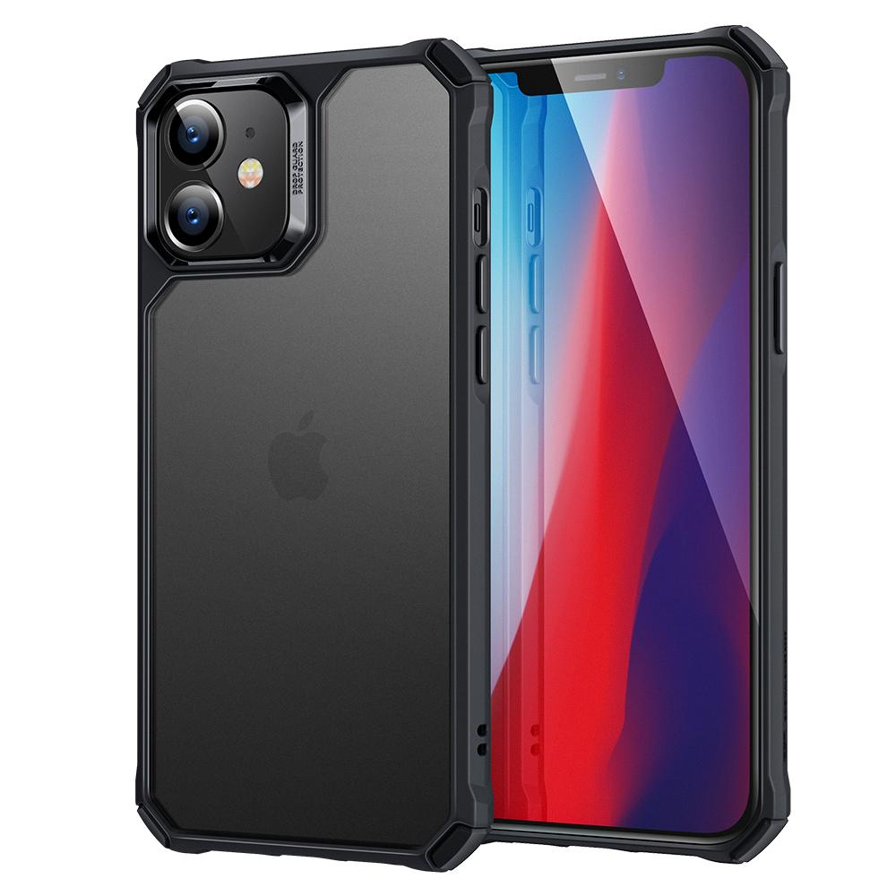 Чехлы для телефонов из закаленного стекла ESR, чехлы для мобильных телефонов iphone 12 Pro, кристально прозрачные противоударные, бесплатная доставка 2020