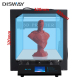DC-04 impresora 3d Chinese Dcreate DIY kit 3D printer