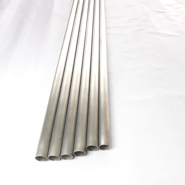 Export Pure <strong>Titanium</strong> Tubes 0.9mm Thick for MMO Coated Tubular Anodes