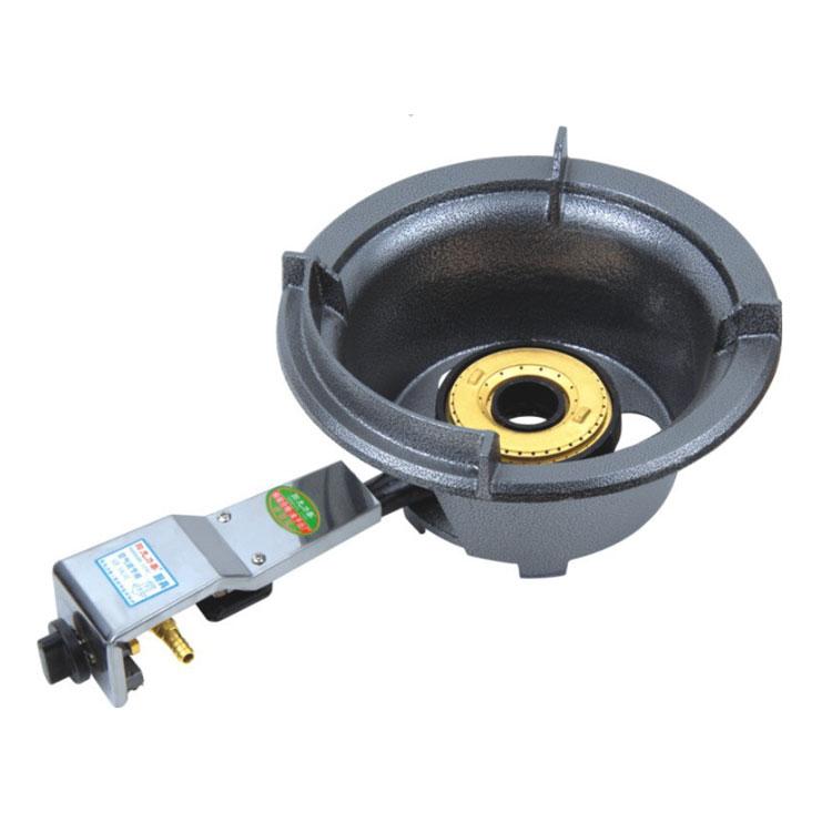 Lyroe קטן פופולרי מקורה מכשירי חשמל לבית יצוק ברזל יחיד מבער נייד כיריים גז