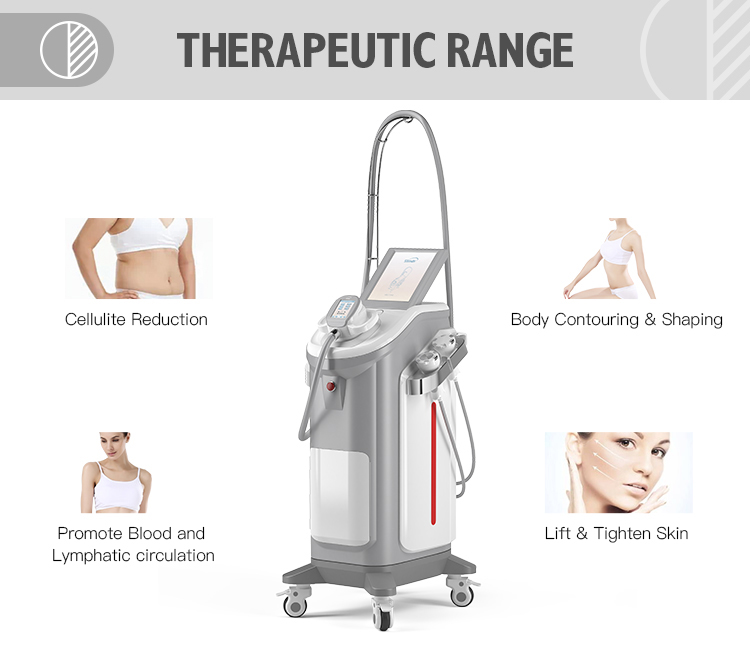 Multi-Functional 5 In 1 Mychway 40k Cavitation Fat Exploding Loss Weight RF Slimming Beauty Machine