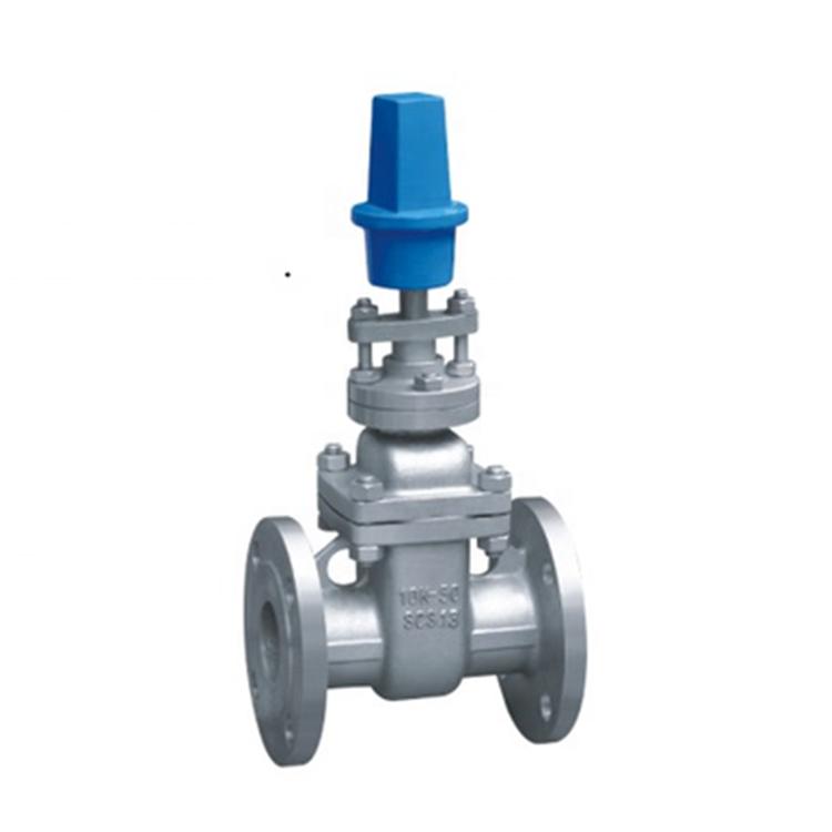 API 600 150lb flange gate valve