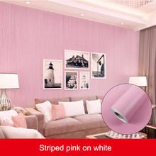 Красочные DIY декоративная пленка ПВХ самоклеющиеся обои 3M мебель обновления наклейки Кухня шкаф Водонепроницаемый обои(Китай)