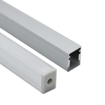 10x13B super slim 10mm u shape led aluminum profile led linear light profile aluminum led strip profile