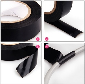 Heat Resistance PVC Electrical Insulation tape
