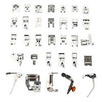 32 pcs Domestic Household Sewing Machine Presser Feet