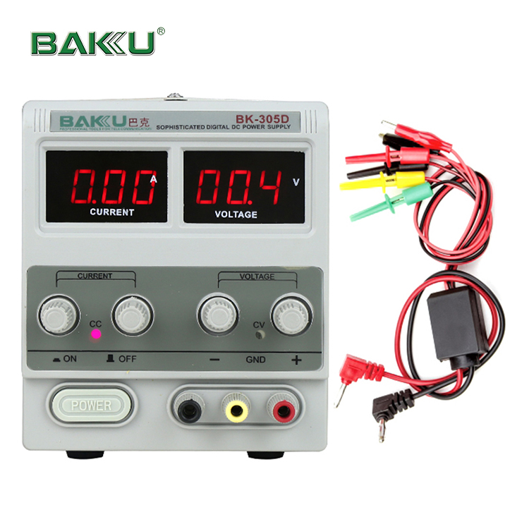 BAKU Hot sales Best Quality Low Price 305D china led Dc Power Supply