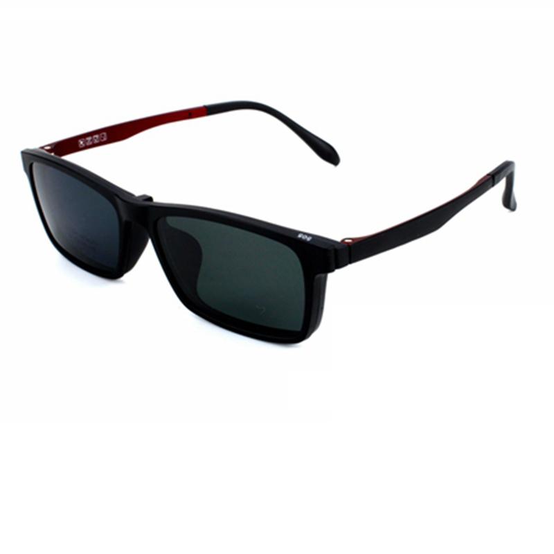 Özel kişiselleştirin taşınabilir moda tonları bayan optik ve polarize güneş gözlüğü
