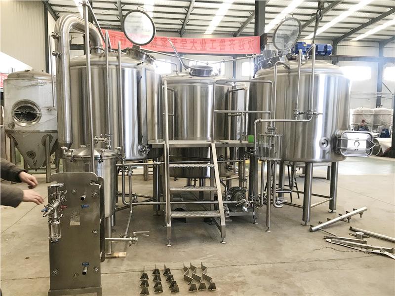 15BBL beer system