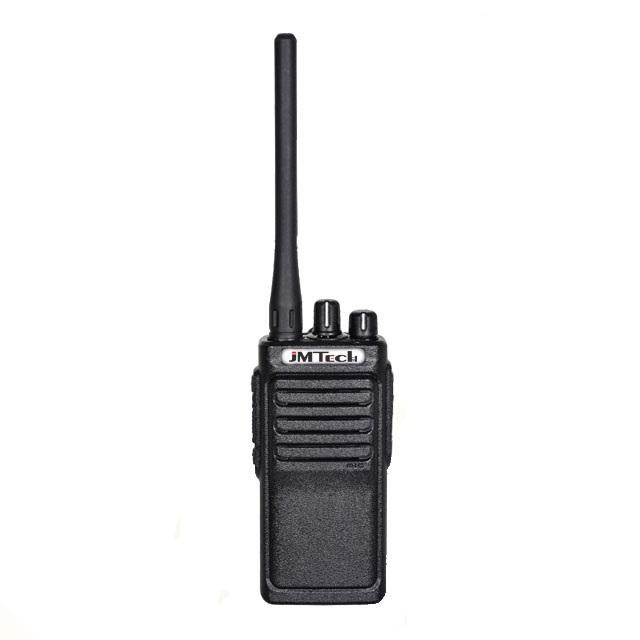 Wholesale walkie talkie 10W thin two way radio wireless tour guide system encrypted walkie talkieJM-102 фото