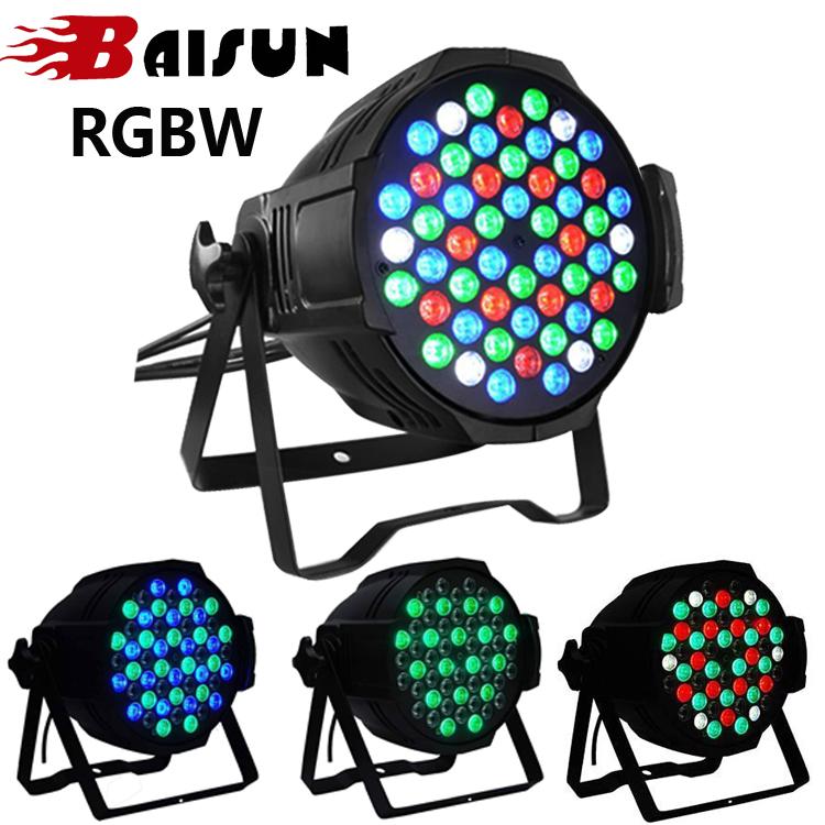 54led Par Can Light 3w Rgbw Par Light Motherboard For Club Disco Dj Bar Stage Light Buy Led Par Can Light Led Par Light Motherboard 54led Par Light