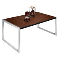 factory price wooden modern tea table design for living room furniture
