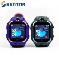 2019 Hot Selling Lcd Monitor Watch Gps Watch Sos Call Tracker Smart Watch