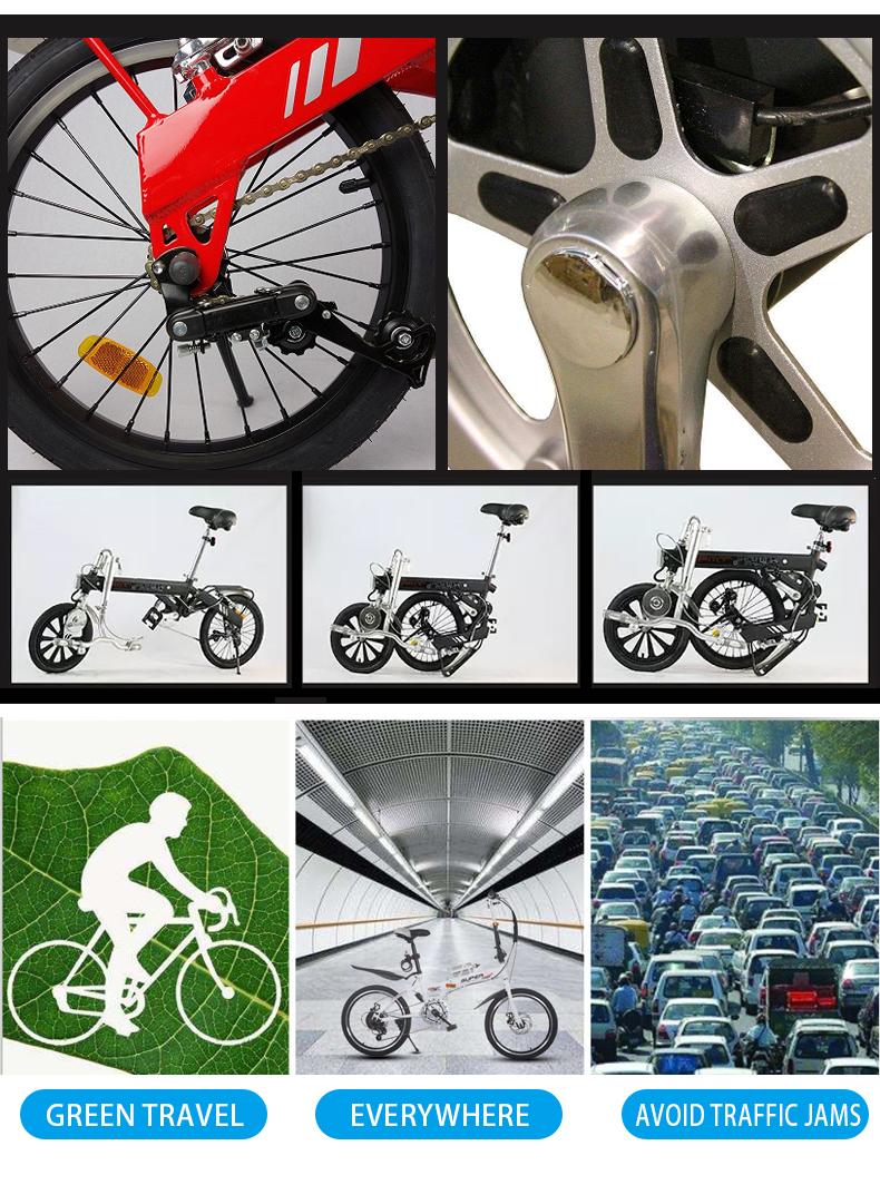 Configuração Toppest Velocidade Kmh 45 Pedelec Bicicleta Elétrica Bicicleta Elétrica