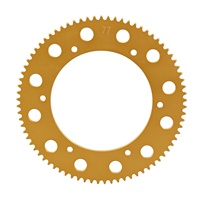 Tongbao hot sale Go Karting Aluminum Sprocket 219 pitch