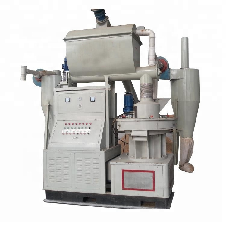 Pellet Mill <strong>Chicken</strong> Manure Pellet Machine Bamboo Briquette Machine