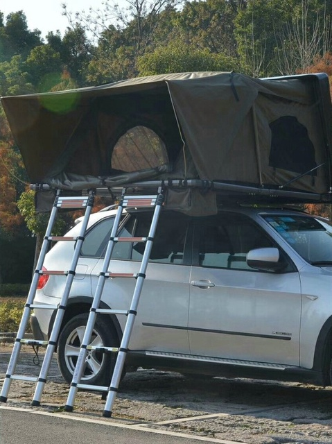 Jwy 006a Big Suv 4 Person Hardshell 4wd Roof Top Tent Buy