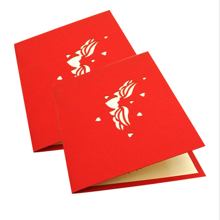 оформление печатных открыток