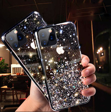 Luxe meisjes telefoon geval glitter star tpu <span class=keywords><strong>case</strong></span> voor <span class=keywords><strong>iphone</strong></span> <span class=keywords><strong>11</strong></span> <span class=keywords><strong>pro</strong></span> <span class=keywords><strong>case</strong></span>