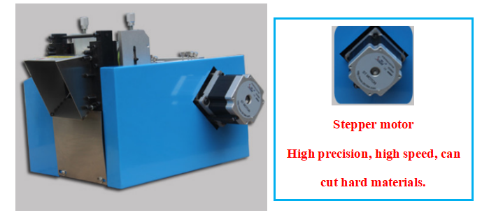 Copper Sheet Wire Rope Nickel Strip Cutter Cutting Machine