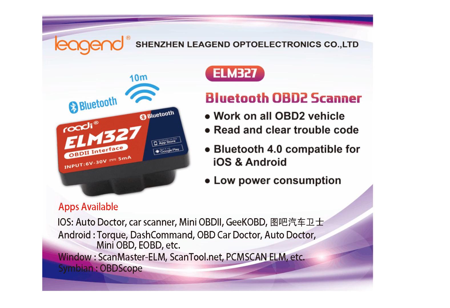 זול Bluetooths Obd2 אוטומטי סורק מתאם אלחוטי HUD Obdii Obd 2 אוטומטי כלי סריקה