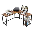 Office Computer L Shaped Desk VASAGLE Furniture Wholesale Ltd Cheap Home Office Corner Writing Desk L Shaped Computer Desk