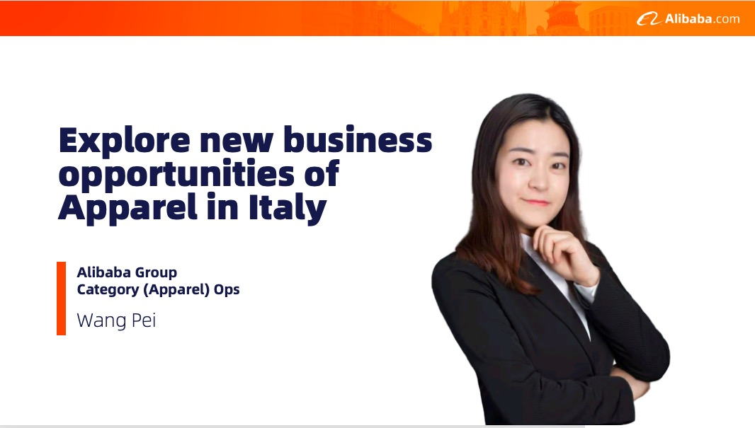 2020 Explore new business opportunities of Apparel in Italy