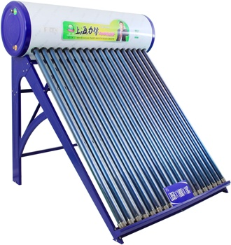 Modern design mini solar hot water heater