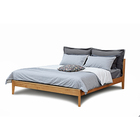 Bed Children Furniture Bed Wholesale High Quality Bed Children Solid Wood Furniture Queen Size Wood Frame Light Luxury Solid Wood Bedroom Bed