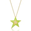 Pendant+Chain (Green)