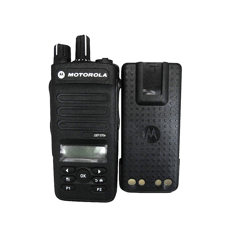 Two Way Radio Speaker Microphone Radio Motorola VHF Digital  DEP570