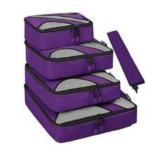 Amazon Verpakking Cubes Set Grote Reizen <span class=keywords><strong>Bagage</strong></span> <span class=keywords><strong>Organizer</strong></span> 4 Cubes 1 Waszak, travel <span class=keywords><strong>organizer</strong></span> make-up tas, travel <span class=keywords><strong>organizer</strong></span> tassen