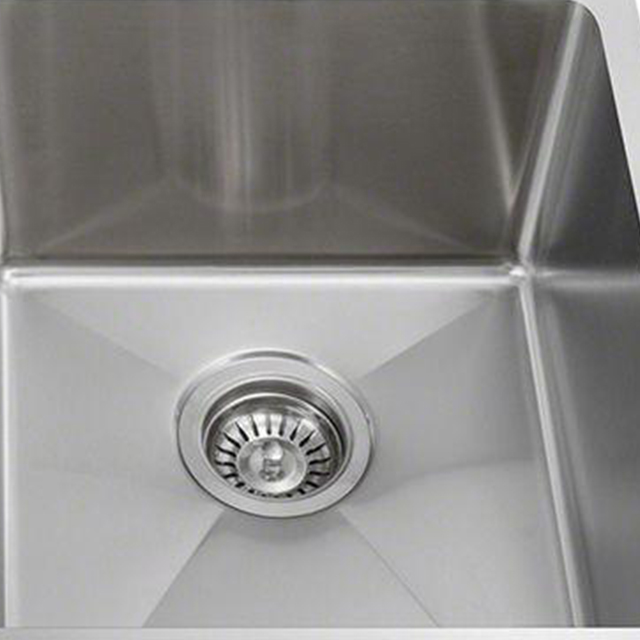 S2 Utility Handmade 304 ss Deep Double Bowl Hand Wash Stainless Steel Kitchen Sink
