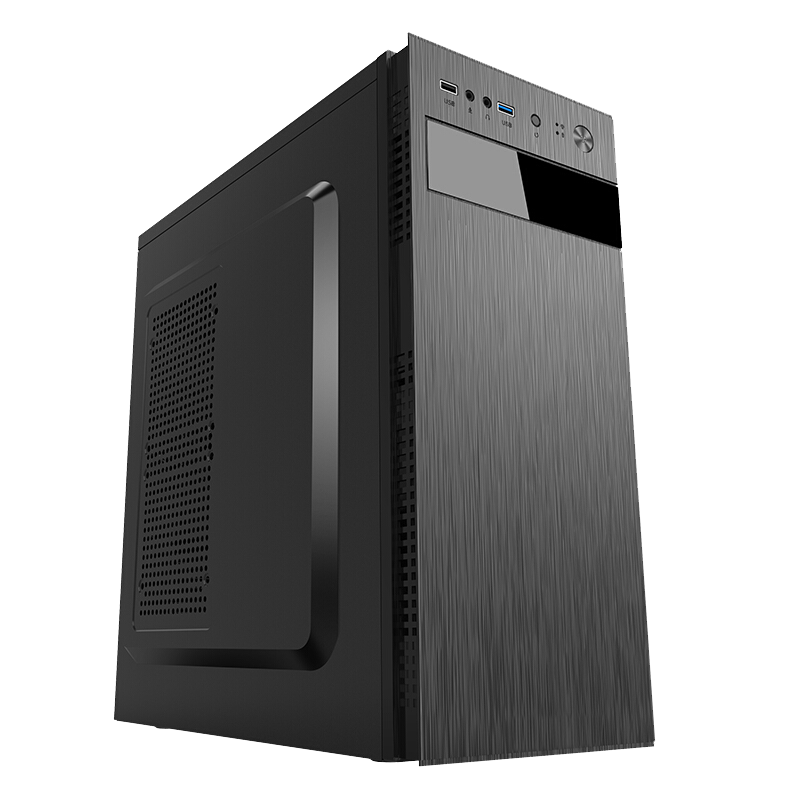 Funhouse 전체 세트 컴퓨터 24 인치 모니터 240G SSD 8G Ram 내장 그래픽 카드 인텔 펜티엄 G5420 사무실 컴퓨터 Pc