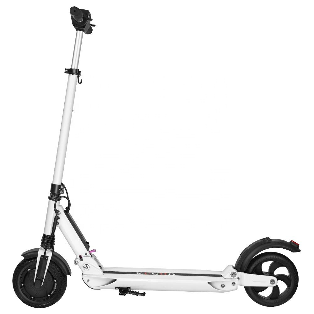china europe oem cheap price small waterproof 8 inch 150kg max load powerful 2 wheel offroad fastest kick adult electric scooter