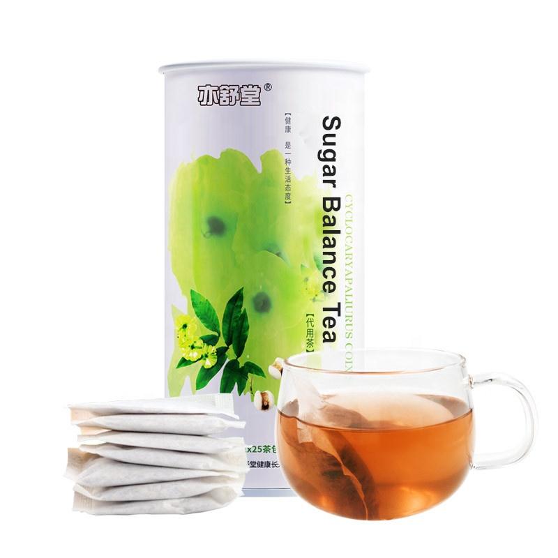 Hot selling chinese Natural ingredients sugar balance tea for Diabetics reducing Blood sugar Tea - 4uTea   4uTea.com