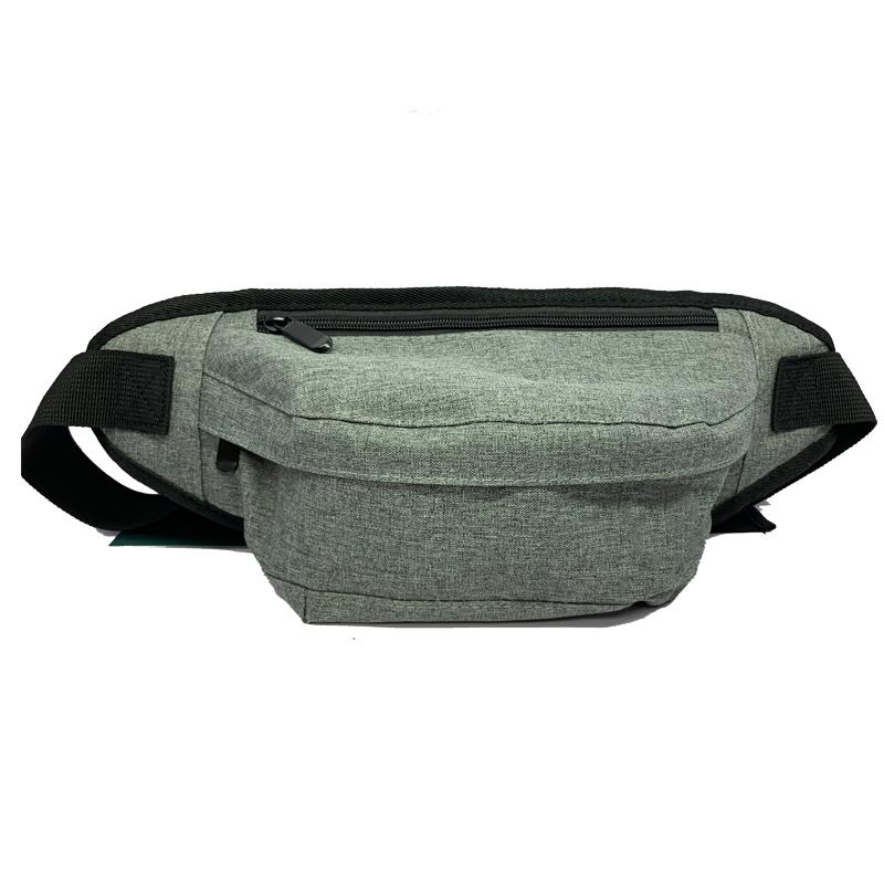 OEM/ODM CE approved Stylish Large space custom waist bag