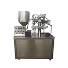 Food Beverage Shops [ Tube Sealer ] Cosmetic Filler Piston Paste Filler Machine Cosmetic Tube Filler And Sealer