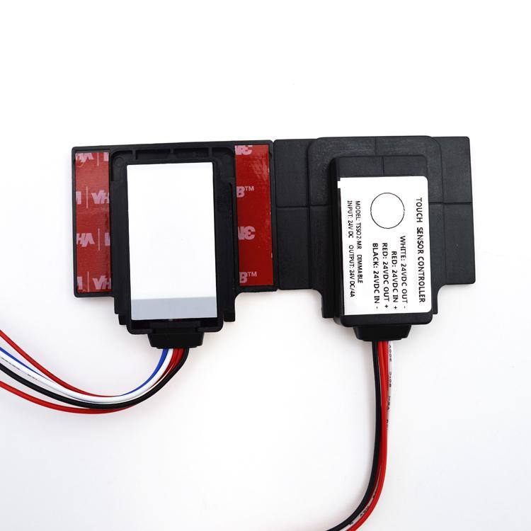 YIDUN Lighting led touch sensor for mirror touch dimmer sensor switch