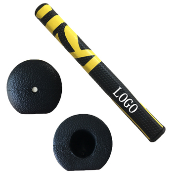New wholesale customized logo Cheaper Durable standard colored PU golf putter grips