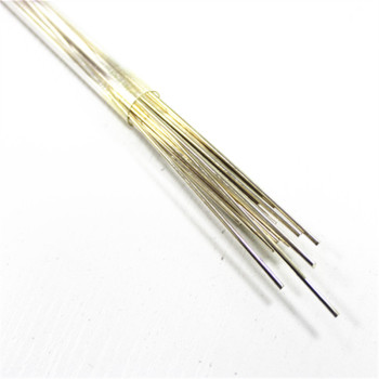 Ag105/ BAg-28/ L-Ag40Sn Cadmium Free Copper-Zinc Welding Material Tube Braze Filler Metal 40% Silver Solder Wire Brazing Rods