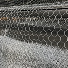 Hot dipped galvanized steel stone cage